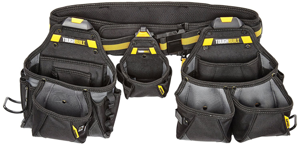 ToughBuilt - Contractor Tool Belt Set